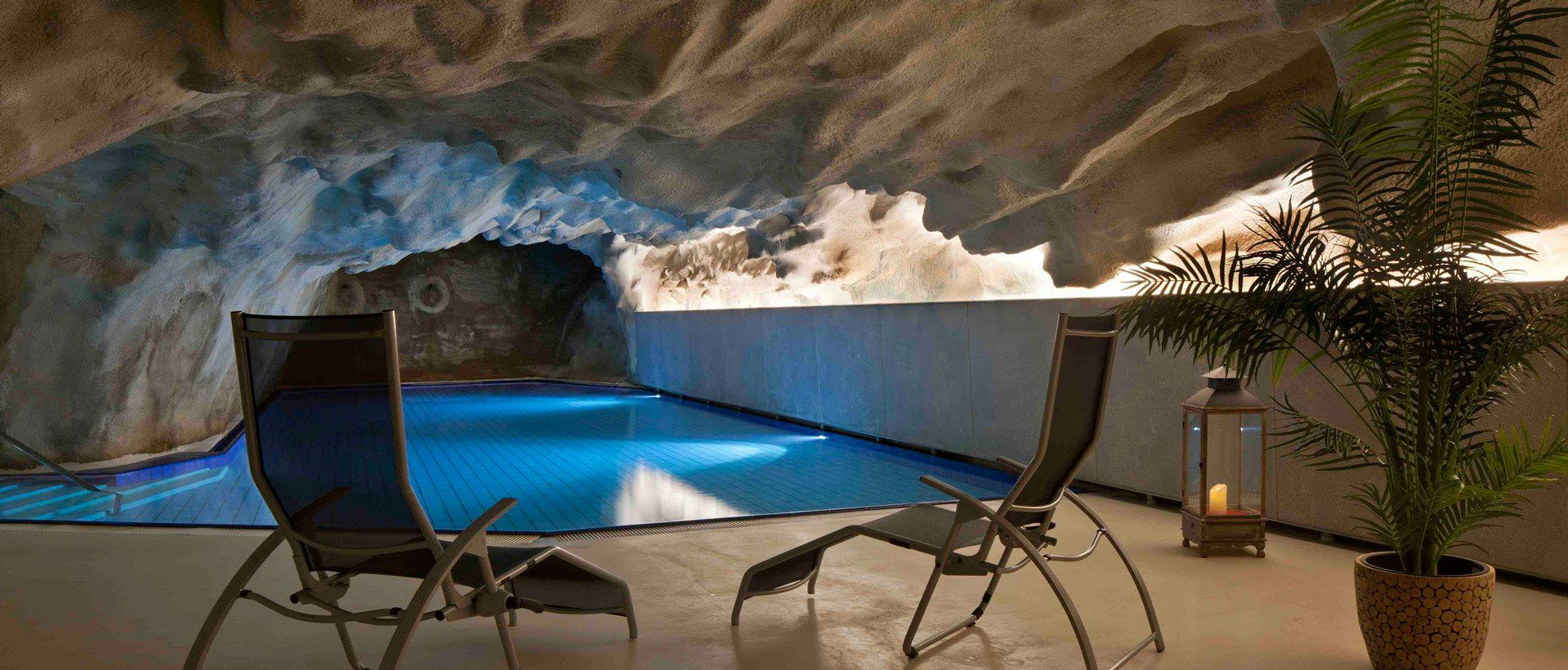 Hammam et grotte thermal